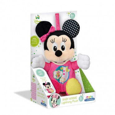 Baby Minnie Interactive Plush