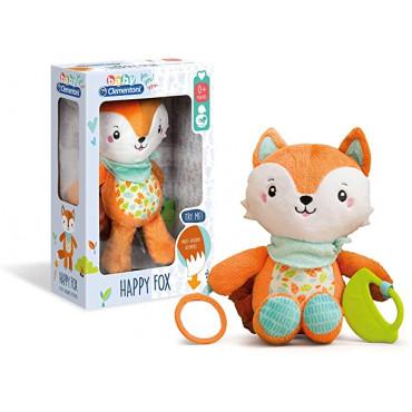 Baby Clementoni For You Happy Fox Plush