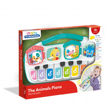 Baby Clementoni Animals Piano