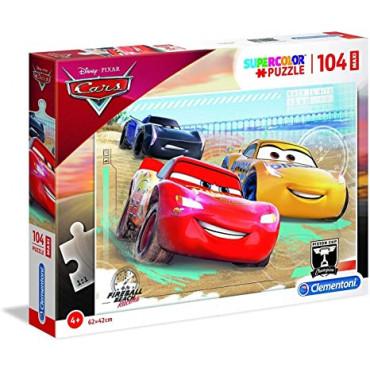 Cars Maxi Puzzle 104pc