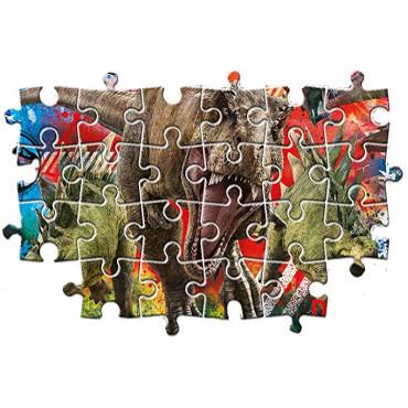 Jurassic World Maxi Puzzle 60pc