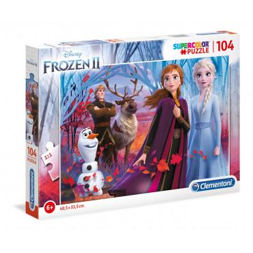 104pc Puzzle - Frozen 2