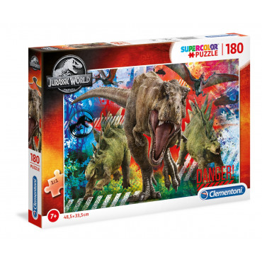 180pc Puzzle - Jurassic World