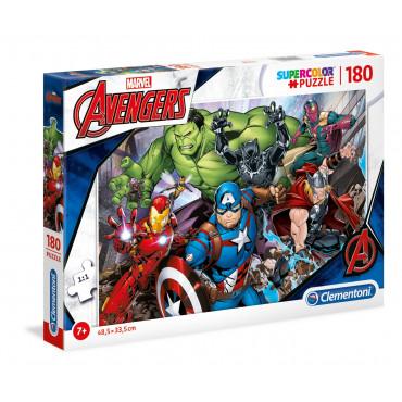 180pc Puzzle - Avengers