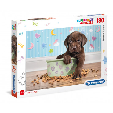 180pc Puzzle - Lovely Puppy