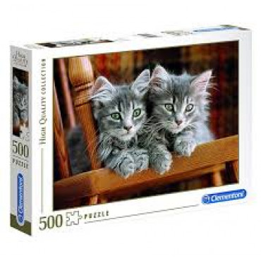 Kittens 500pc Puzzle