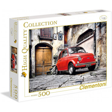 500 Piece Puzzle- Car