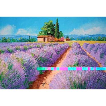 Lavender Scent 500pc Puzzle