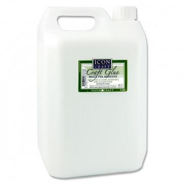 Pva Craft Glue Clear 5L