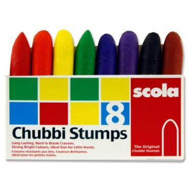 Chubbi Stumps Scola Box 8