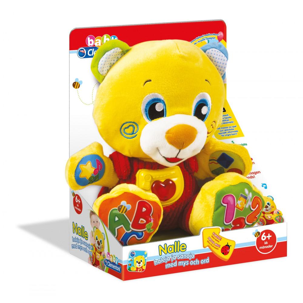 Baby Clementoni Interactive Baby Bear