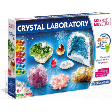 Crystal Laboratory Science Museum