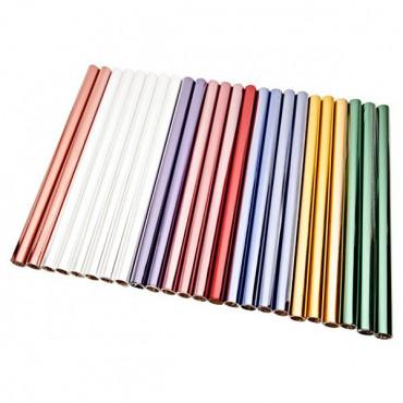 Metallic Asst. Wrapping Paper Rolls