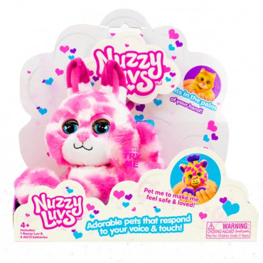 Nuzzy Luv's Assortment Wave 1