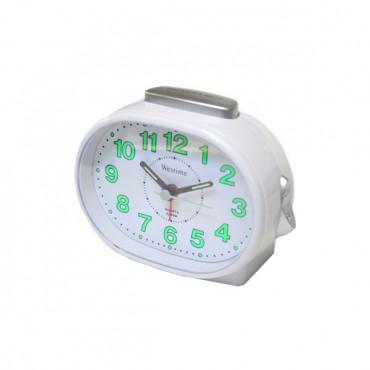 Alarm Clock Oval Ass