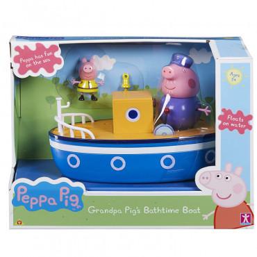 Grandpa Pig's Bathtime Boat