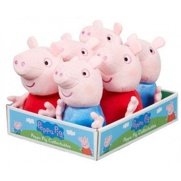 Peppa Pig Collectables Plush Assorted