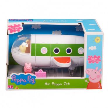 Air Peppa Jet Peppa Pig