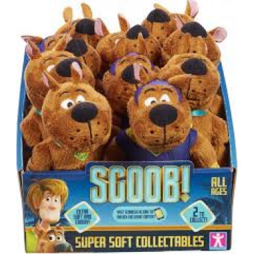 Scooby Doo Supersoft Collectibles Single