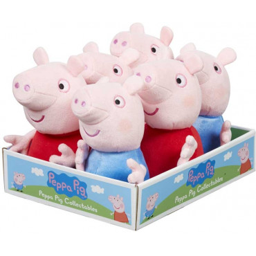 Peppa Pigs Collectables Plush Single