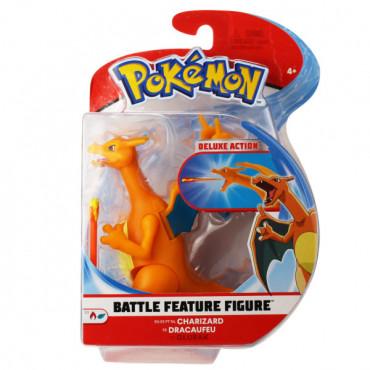 Pokemon Charizard 4.5 Battle Figure