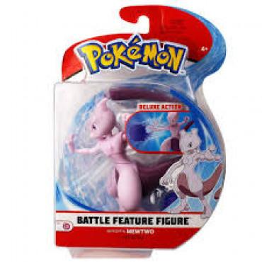Pokemon Mewtwo 4.5In Battle Figure