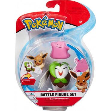Pokemon Battle Figures Assorted