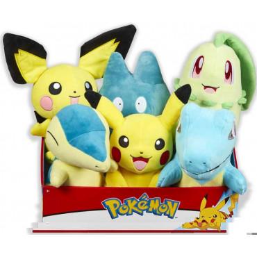 Pokemon 8inch Plush Assorted