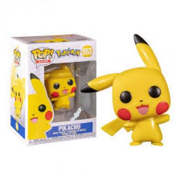 Pokemon Pop Vinyl Figures Assorted