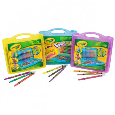Crayola Twistables In Case 32 Piece