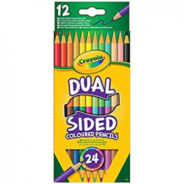 Colouring Pencils Dual Sided