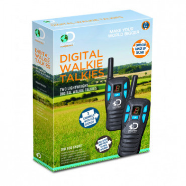 Digital Walkie Talkies