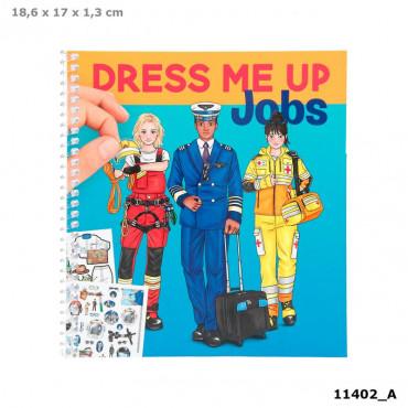 Dress Me Up Jobs Top Model