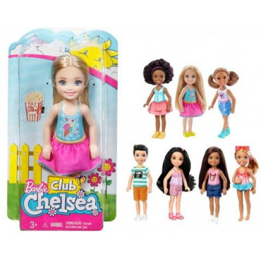 Barbie Chelsea Assorted