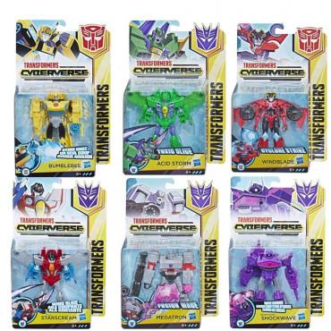 Transformers Cyberverse Warrior