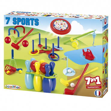 7 in 1 Sports Set