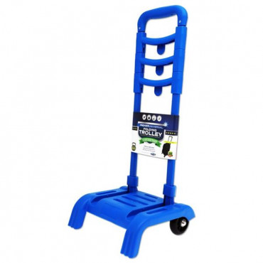 Premier Universal Folding Trolley - Blue