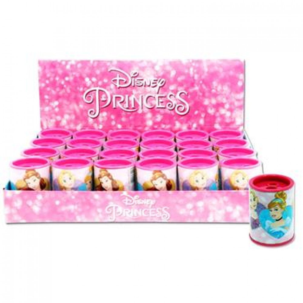 Twin Hole Shapener Disney Princess