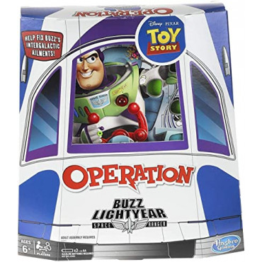 Buzz Lightyear Operation