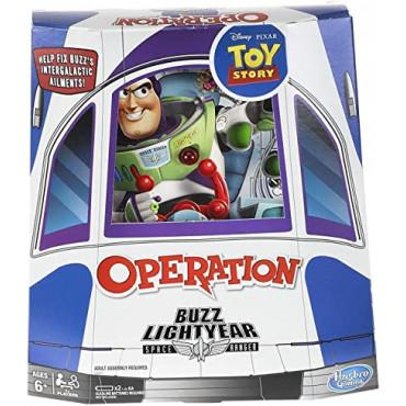 Buzz Lightyear Operation