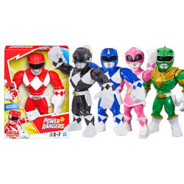 Power Ranger Mega Mighties  Assorted