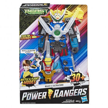 Power Ranger Beastx Ultrazord