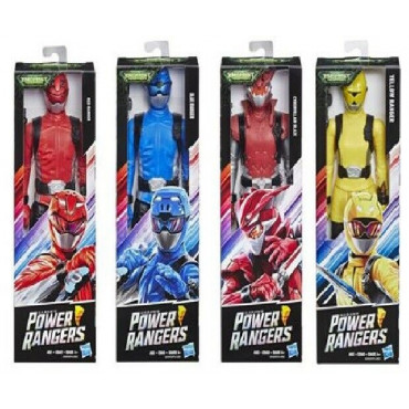 Power Ranger 12In Action Figure Single Assorted