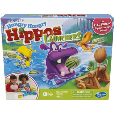 Hungry Hungry Hippos Launchers