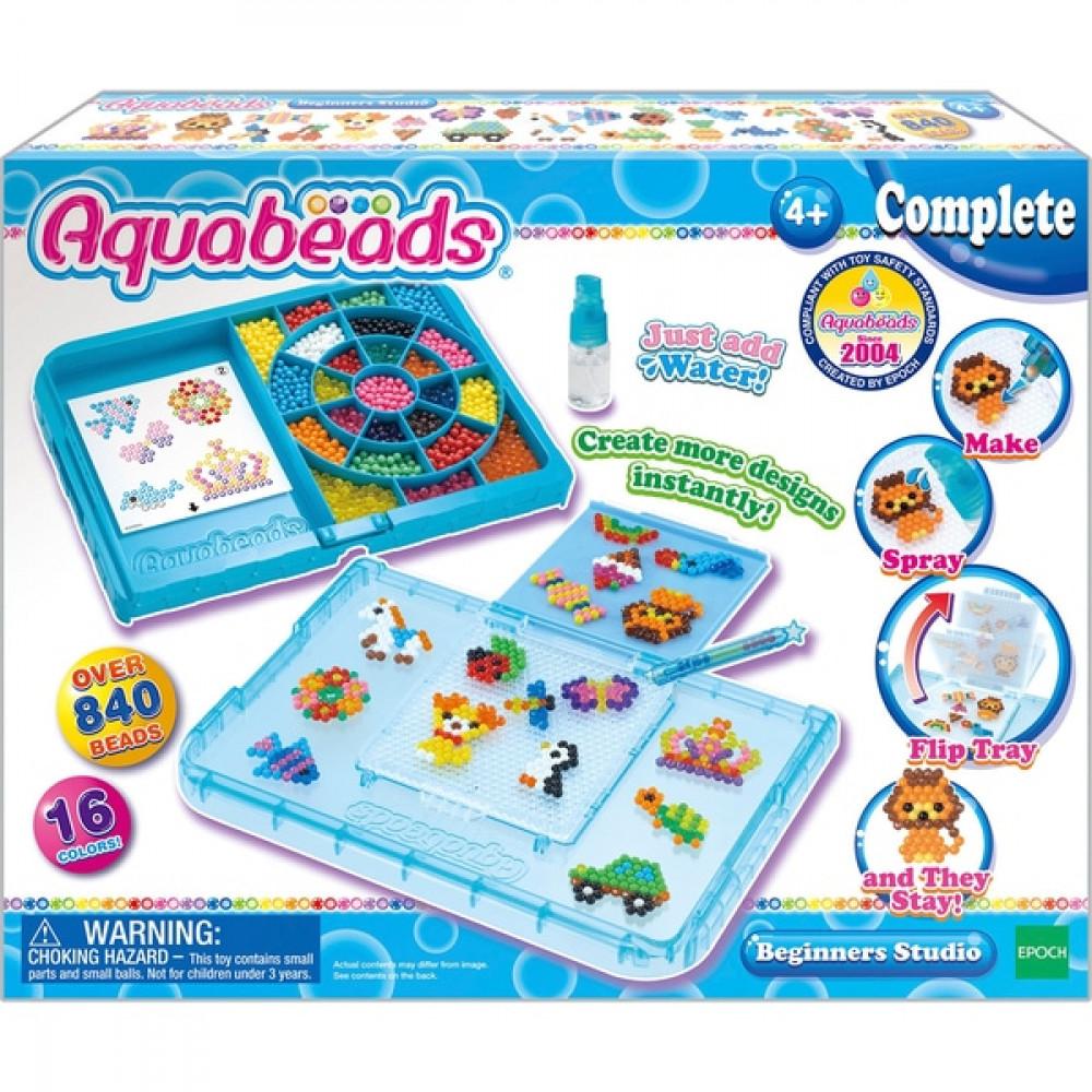 Aqua Beads Beginner Studio
