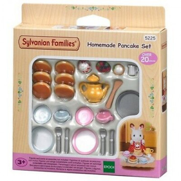 Homemade Pancake Set