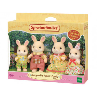 Sylvanian Marguerite Family Limited Edition
