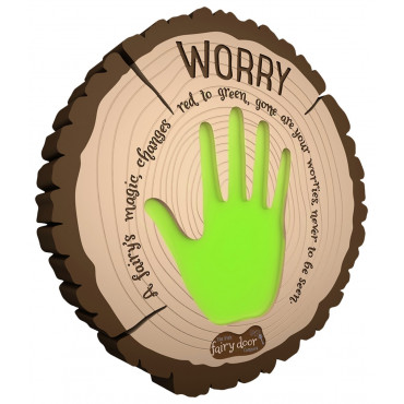 Fairy Worry Plaque
