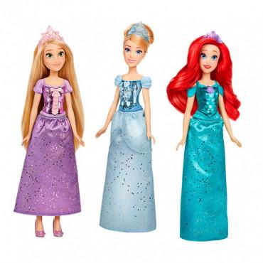 Disney Princess Royal Shimmer Dolls Assortement