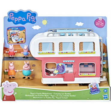 Peppa Pig Family Motorhome